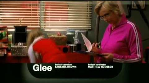 Glee - 2x10 A Very Glee Christmas Promo