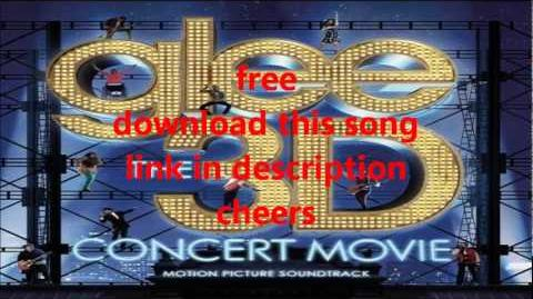 Glee Cast - Somebody To Love (Glee The 3D Concert Movie OST)