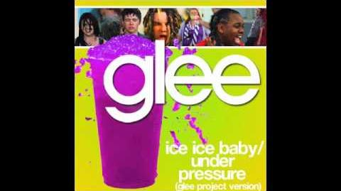 The Glee Project - Ice Ice Baby Under Pressure