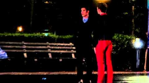 Chris and Darren shooting at Battery Park (II)