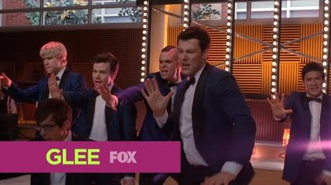 GLEE - Full Performance of ''Stop! In The Name Of Love Free Your Mind'' from ''Never Been Kissed""