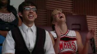 Glee - Sing! full performance HD (Official Music Video)