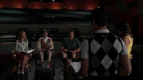 GLEE Full Performance of Tonight