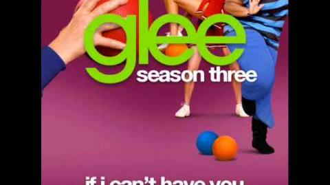 Glee - If I Can't Have You (Acapella)