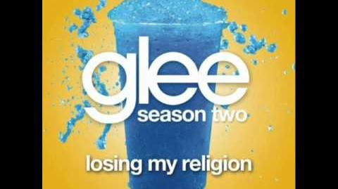 Glee - Losing My Religion (Acapella)