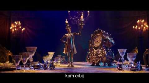 Beauty and the Beast Liedje Be Our Guest (Kom Erbij) Disney BE