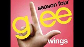 Glee - Wings (DOWNLOAD MP3 + LYRICS)