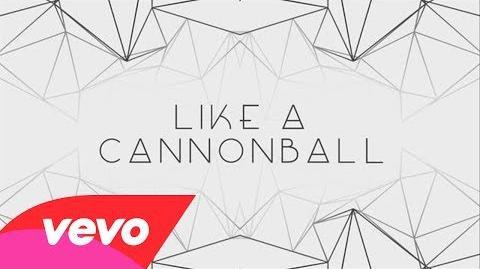 Lea Michele - Cannonball (Lyric)