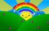 Rainbow sunshine by blubbles512-d2yl6dg1