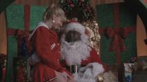 Brittany and Santa