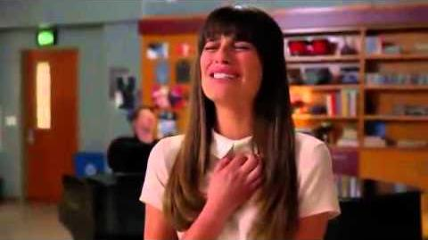 GLEE Make You Feel My Love from The Quarterback Full Performance