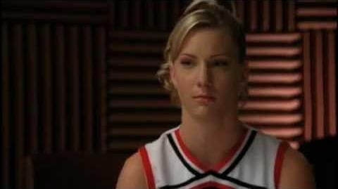 Glee - Meet Heather Morris (Brittany)