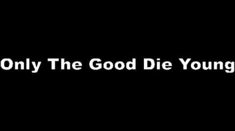 Billy Joel - the good die young With Lyrics