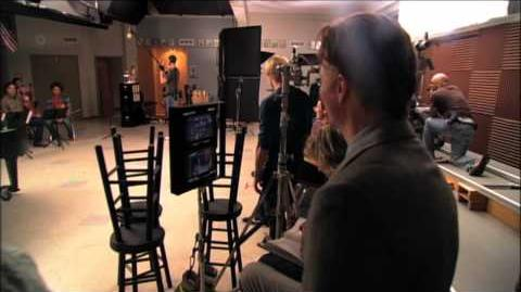 GLEE - Behind the Scenes with The Directors