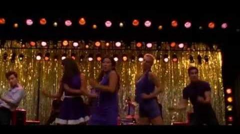 Glee You Cant Stop the Beat Full Performance