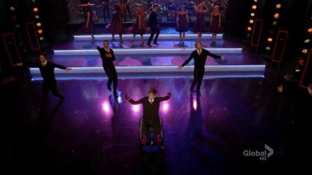 Hall Of Fame - Glee