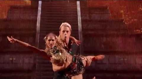 Riker Lynch & Allison Holker-Salsa (Season 20 Week 3)