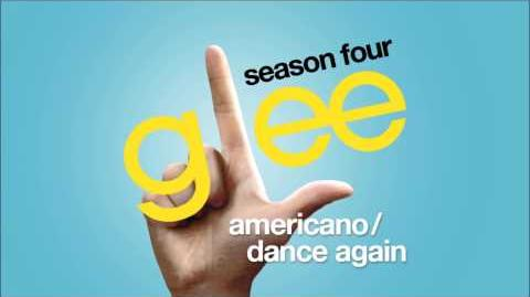 Americano Dance Again Glee HD FULL STUDIO