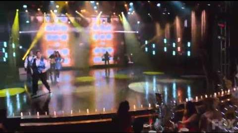 Uptown Funk - Performance By Glee Cast