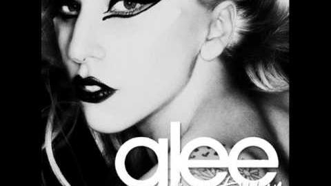 Glee - Born This Way (Acapella)