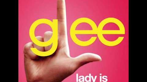 Glee - Lady Is A Tramp (Acapella)