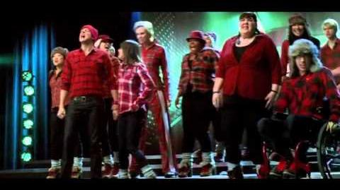 Glee - Sing (Full Performance) (Official Music Video)