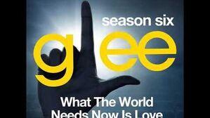 Glee - Alfie (HD FULL STUDIO)