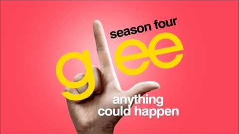 Anything Could Happen - Glee-1