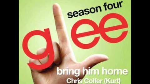 Glee - Bring Him Home (Kurt's Solo Version) Download Link
