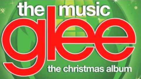 Glee - God Rest Ye Merry Gentlemen ~ with Lyrics-0