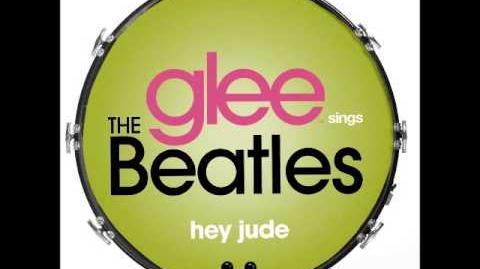 Glee - Hey Jude (DOWNLOAD MP3 LYRICS)
