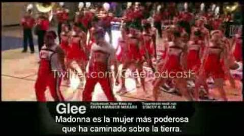 Glee 1x15 S01E15 The Power of Madonna Promo