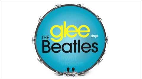 Here Comes The Sun - Glee Cast HD FULL STUDIO
