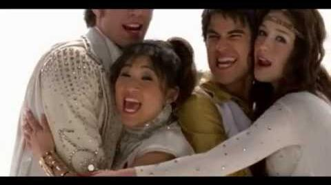 GLEE- Mamma Mia (Full Performance) (Official Music Video) HD