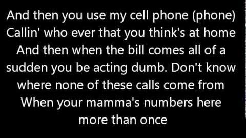 Glee Bills Bills Bills