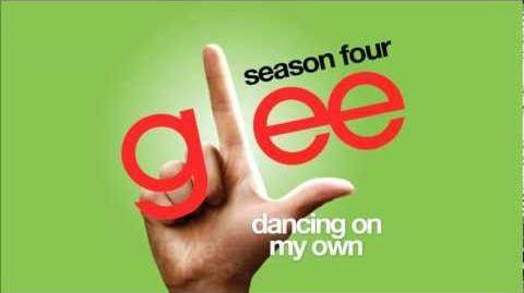 Dancing On My Own - Glee Cast