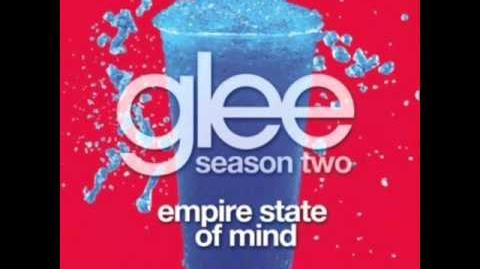Empire State Of Mind- Glee Cast Version