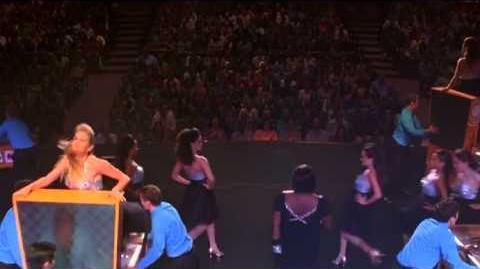 Glee- Pinball Wizard (Full Performance) (Official Music Video) HD
