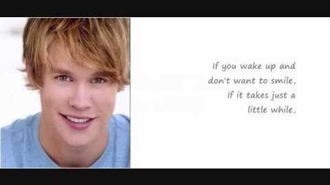 Glee - Don't Stop (Lyrics)