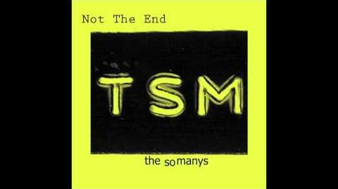 """""""Not The End"""" The So Manys"""