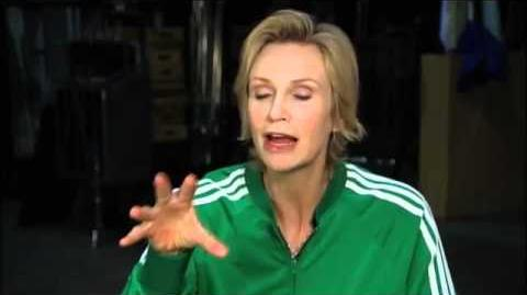GLEE - A Holiday Moment Jane Lynch