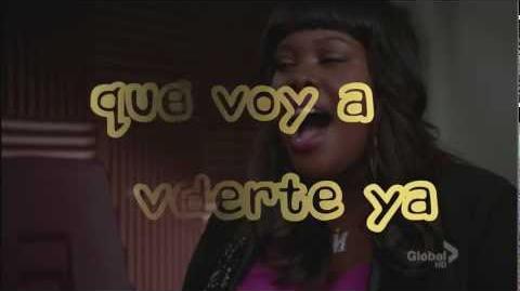 Glee Don't wanna lose you lyrics-0