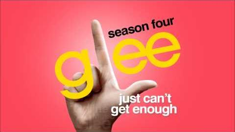 Just Can't Get Enough - Glee