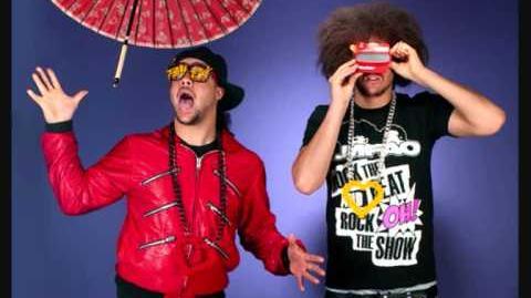 LMFAO - Smack The Paparazzi