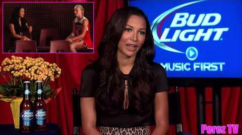 Naya Rivera Opens Up About Santana, Glee Casting & Heather Morris' Baby!