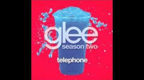 Charice Pempengco and Lea Michele sing Telephone- GLEE CAST. FULL SONG