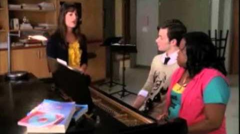 Behind The Glee Audition