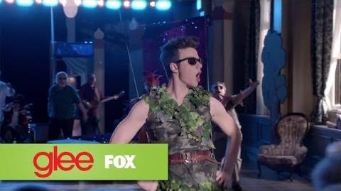 "Full Performance of ""Lucky Star"" from ""Old Dog New Tricks"" GLEE"
