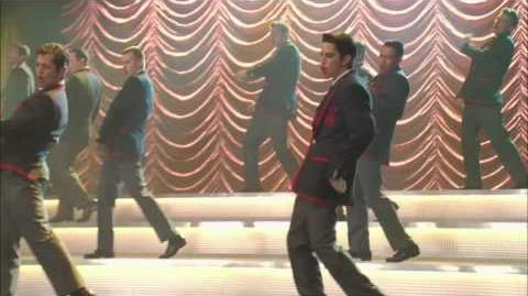 GLEE (THE WARBLERS) - WHISTLE