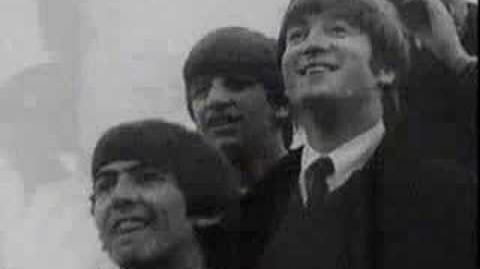 The beatles in my life Classic music vid